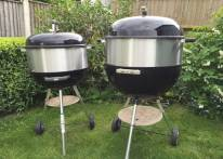 Backyard Barbecue Stackers